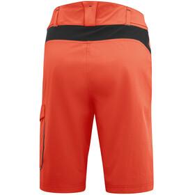 Gonso Garni Shorts Damen hot coral